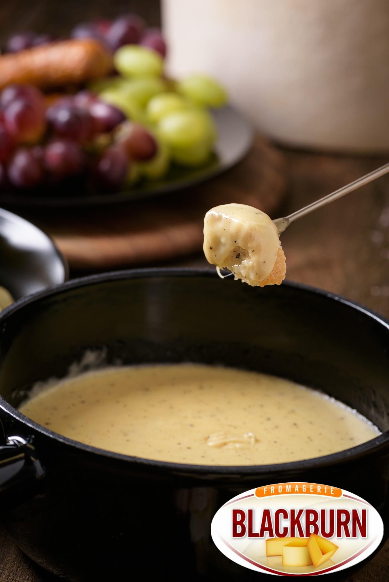 Fondu fromage Blackburn